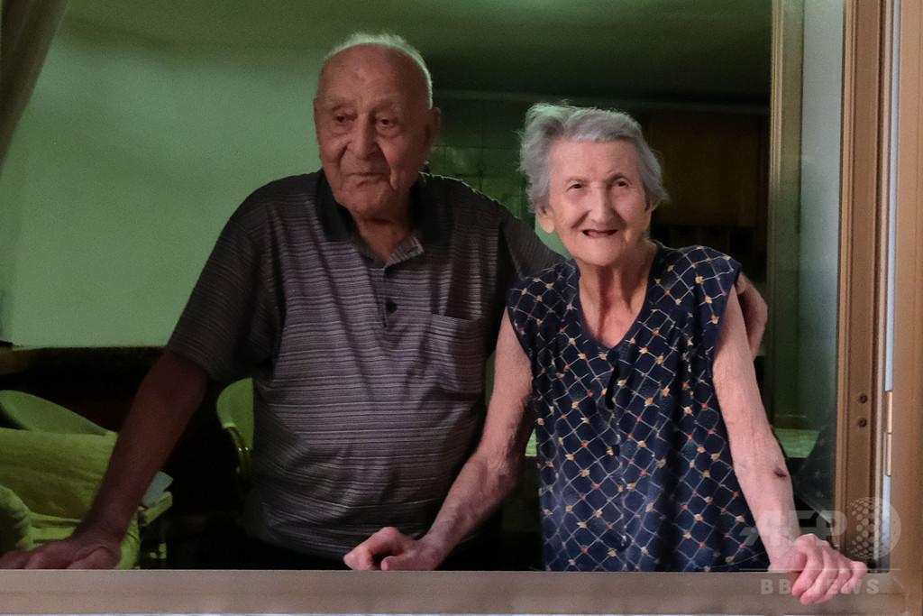 10人に1人が100歳以上、イタリア「長寿村」の秘密 研究