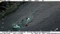 動画:タンカーと衝突したノルウェー軍艦、徐々に水没