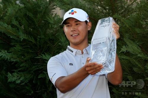 韓国の新鋭キム・シウ、ザ・プレーヤーズ選手権で最年少優勝の快挙