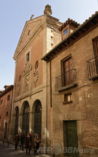 レーダーで「ドン・キホーテ」作者の遺体を捜索、スペイン