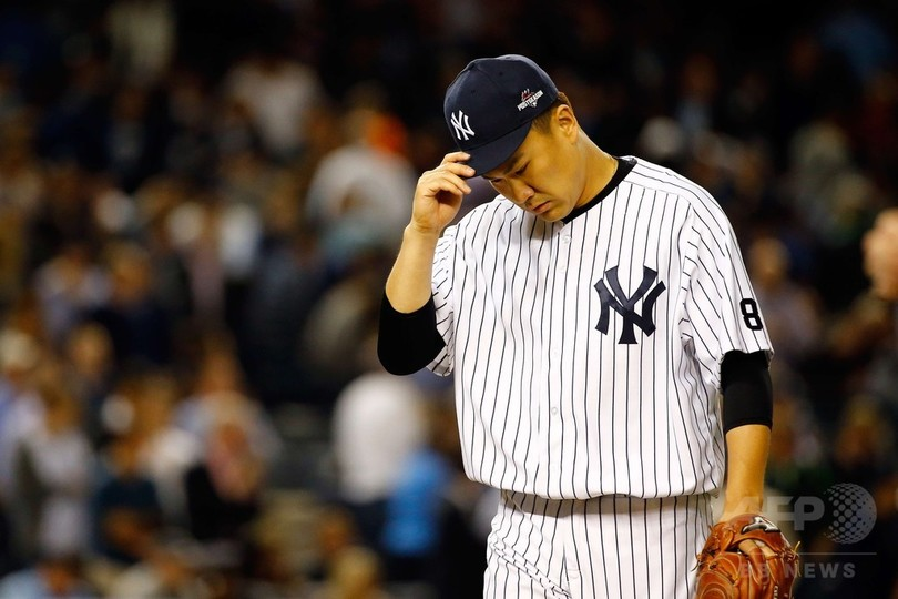 ヤンキースの今季が終了―田中は...