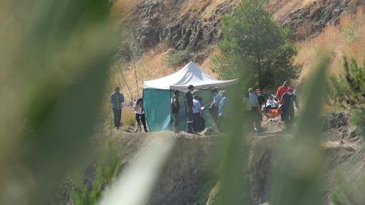 動画:キプロス連続殺人事件 7人目の被害者か、遺体の一部を発見