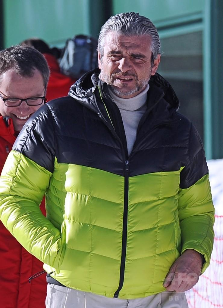 フェラーリがマッティアッチ代表を解任、後任は経営のプロ
