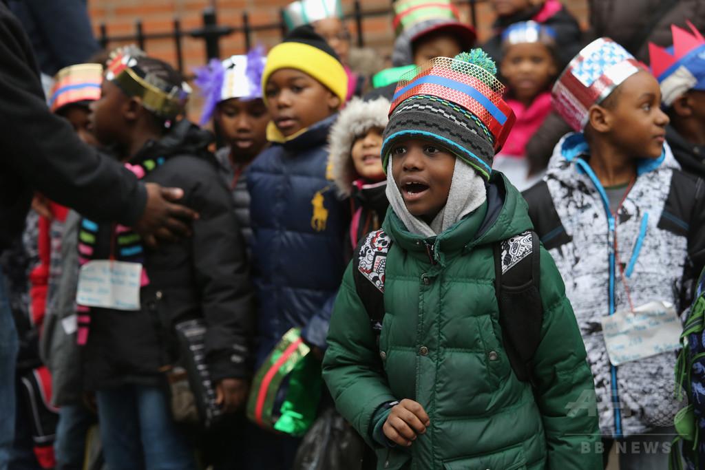 ファストフード業界の販促対象、黒人の子どもに「偏向」米研究