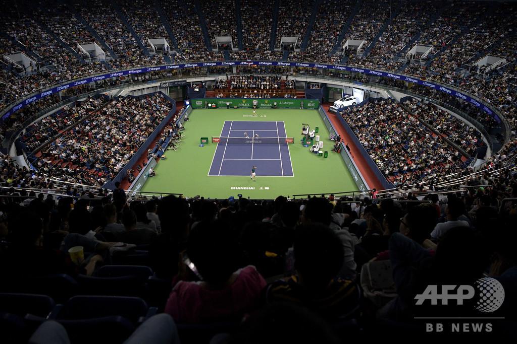 男女テニス、中国開催の今季全大会が中止 新型コロナ