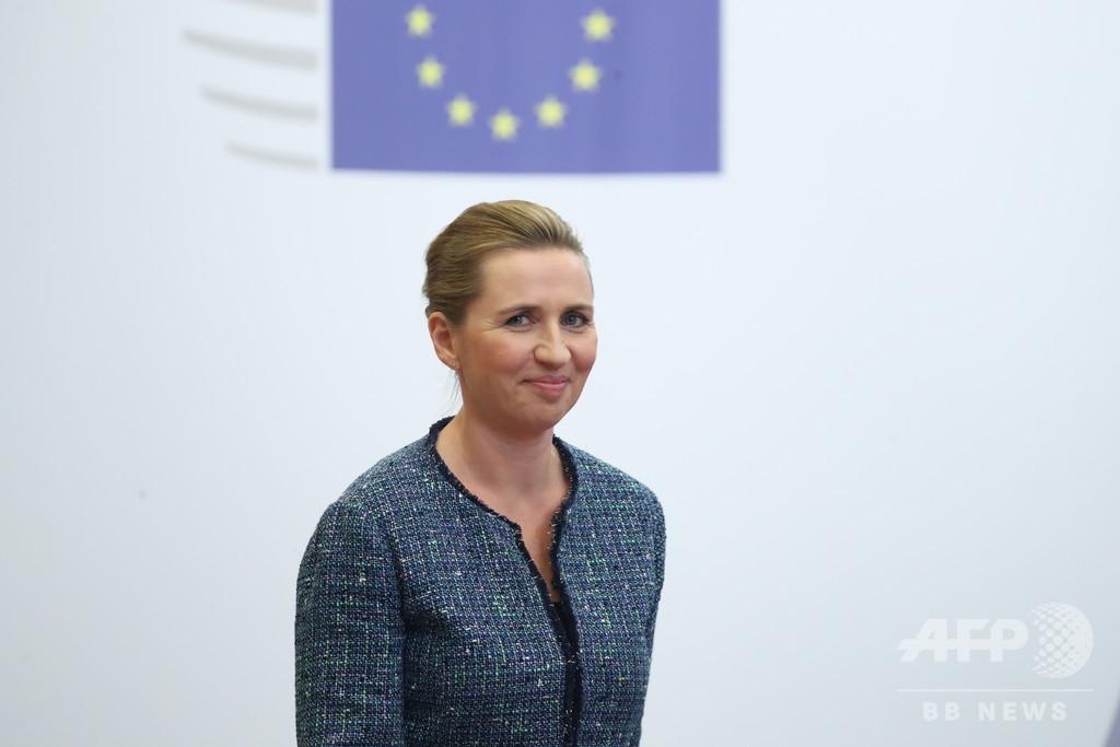 春長くて愛深まる? デンマーク首相、公務で3度目の結婚式延期