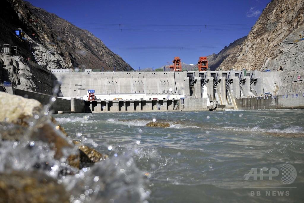 チベット自治区最大の水力発電所が稼働開始、中国
