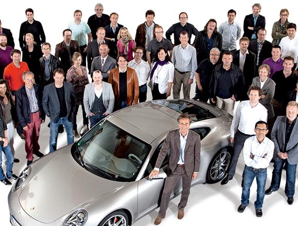 911からカイエンまでポルシェデザインの進化 チーフ・デザイナーのマイケル・マウアーインタビュー