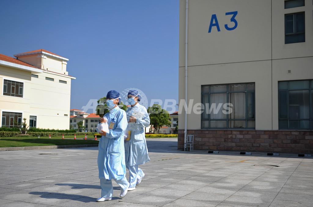 鳥インフル元重症患者が出産、世界初か 中国