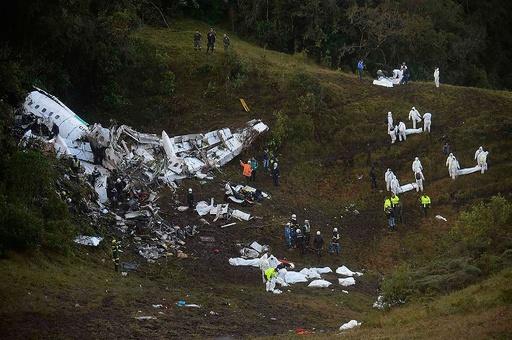 コロンビア墜落機の操縦士、飛行訓練不足か