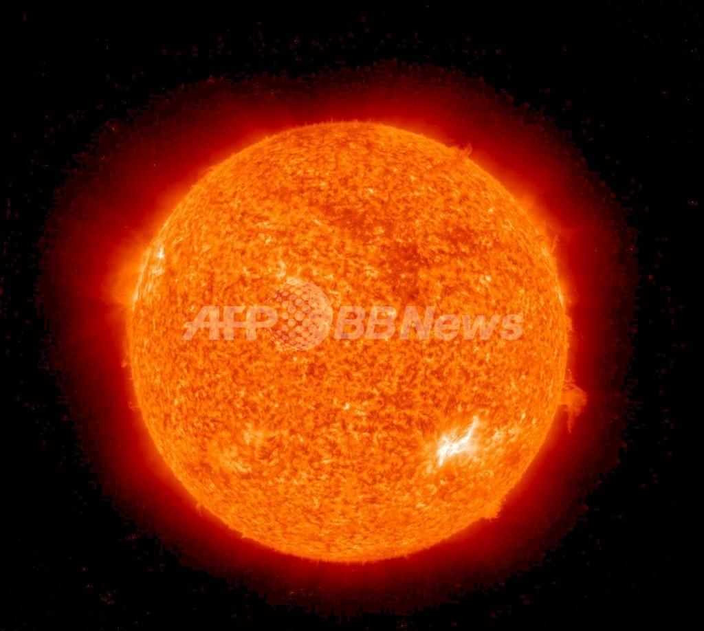 太陽フレア、ハイテク現代社会に大混乱及ぼす危険性