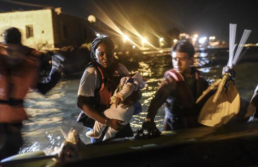 【AFP記者コラム】難民たちの夢と悪夢の始点、トルコ・ボドルム