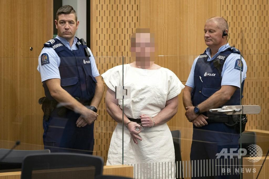 51人死亡のNZ銃乱射、被告が全面無罪主張