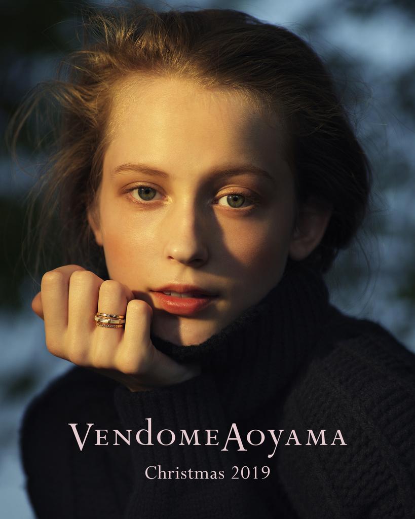 「ヴァンドーム青山」がクリスマスフェアを開催中!