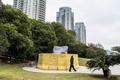 中国・上海市当局、英アーティストが盗用と訴えたオブジェを撤去