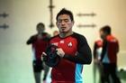 米国戦に向けて練習するラグビー日本代表―11日にプール最終戦