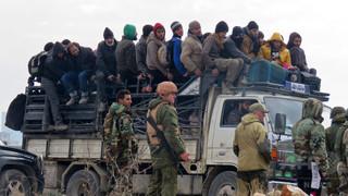 ロシア軍、シリア・アレッポに軍警察を派遣