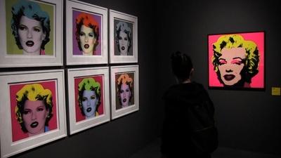 動画:作品自体を味わって、バンクシー最大規模の個展 伊ミラノ
