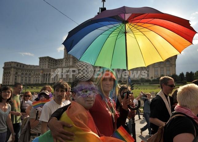 ルーマニアにゲイ専門チャンネル誕生