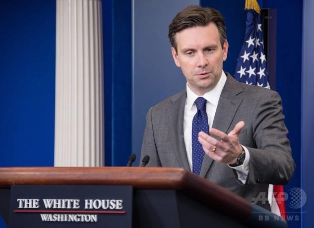 トランプ氏に「大統領の資格なし」 ホワイトハウスが痛烈批判