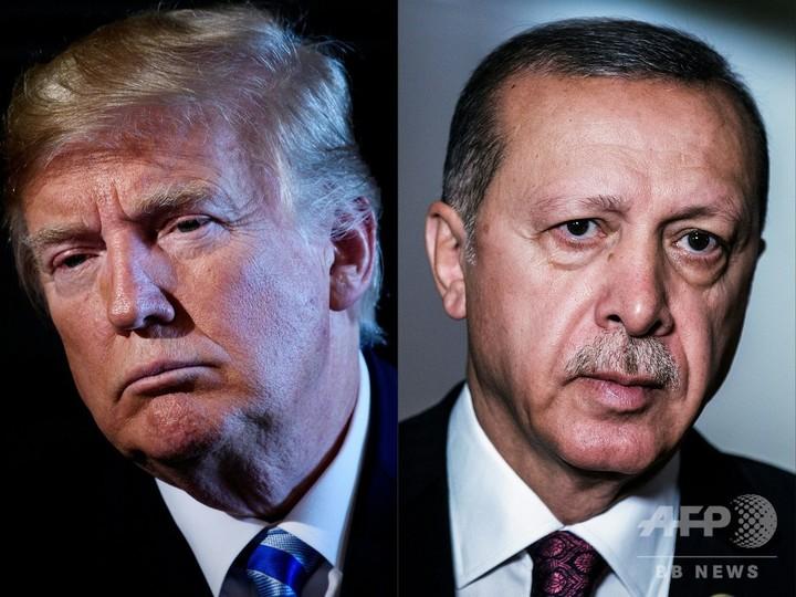 トルコ大統領、金利は「搾取の道具」 低金利維持を示唆