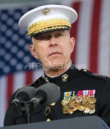 「ほとんどの海兵隊員は同性愛者と同室になりたくない」、米海兵隊司令官