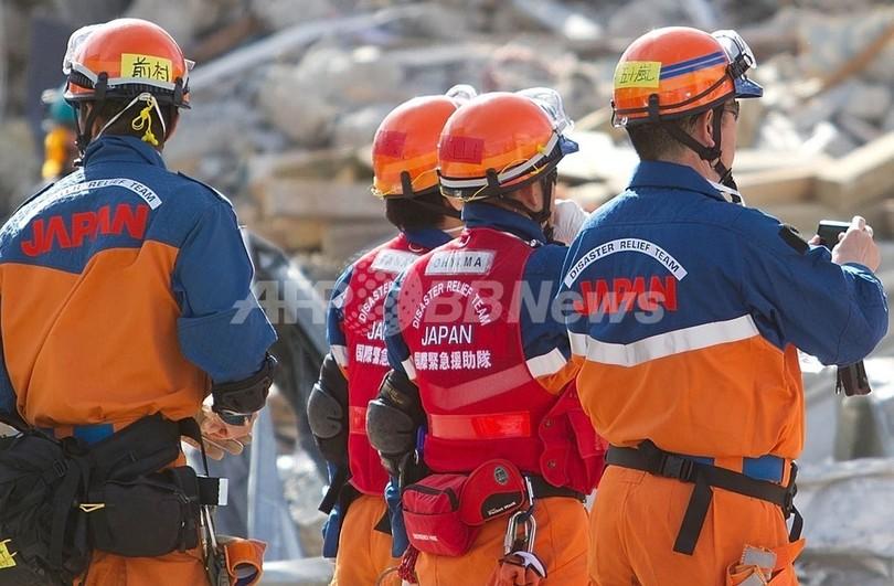 ニュージーランド地震、死者98人に