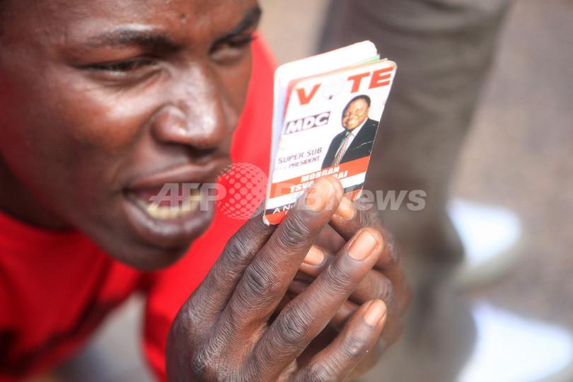 ジンバブエ、当局が野党支持者ら56人を拘束