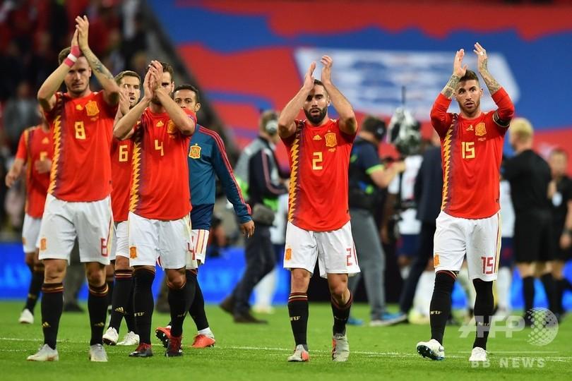 スペインがイングランド下しNL白...