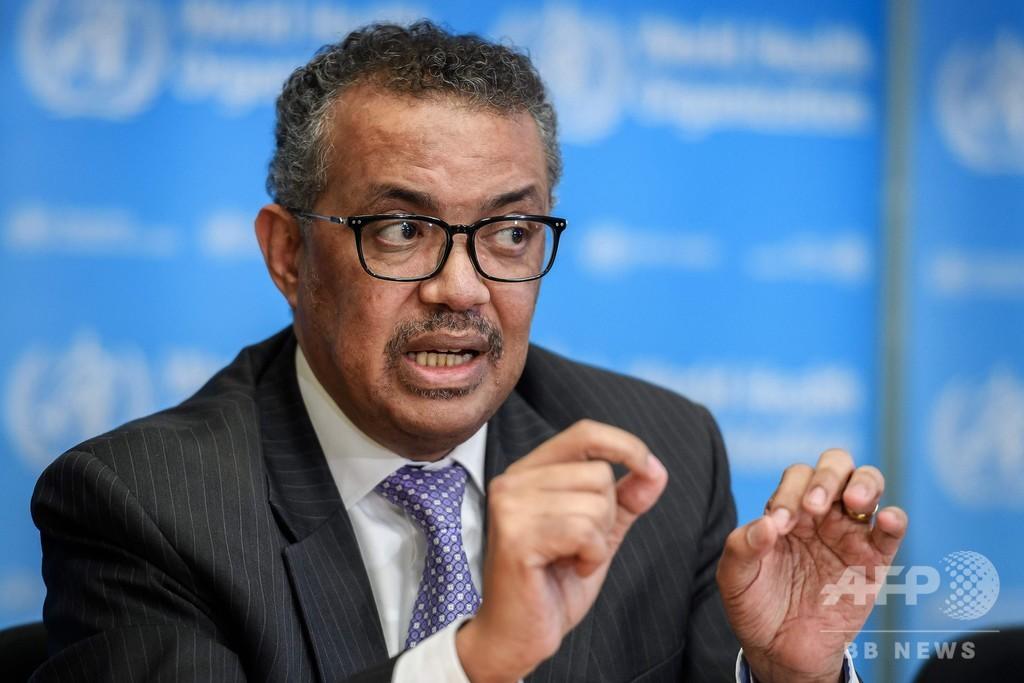 WHOの「抜本的な改革」求めていく、米国務長官が表明