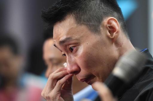 リー・チョンウェイが涙の引退表明、がんから競技復帰かなわず