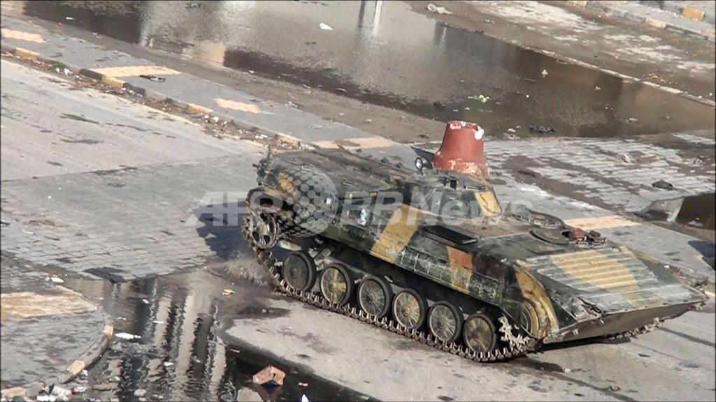 アラブ連盟監視団が到着、反体制派の弾圧続くシリア