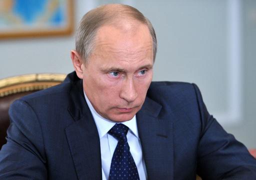 プーチン大統領を痛烈批判、ロシアのTV局が放送事故