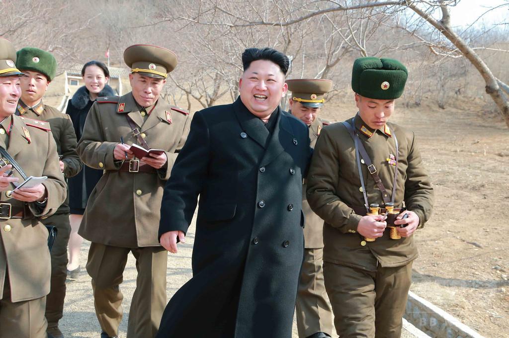 北朝鮮の金正恩氏、実妹の与正氏を党の上級幹部に抜てき