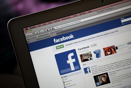 フェイスブックのユーザー数、5月に米などで減少
