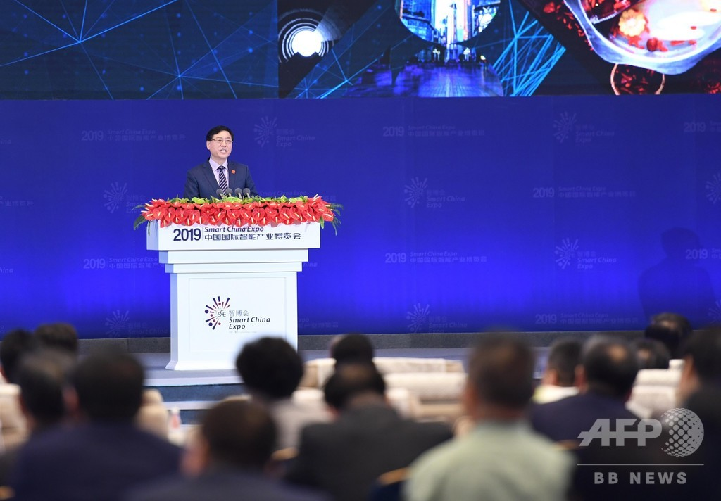 レノボと重慶市、スマート産業推進で協定 5G基地建設も