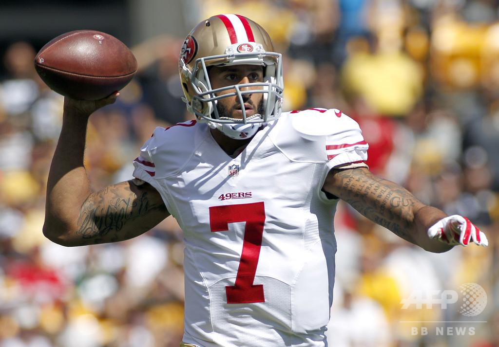 元NFLのQBキャパニック、SNSで復帰への準備をアピール