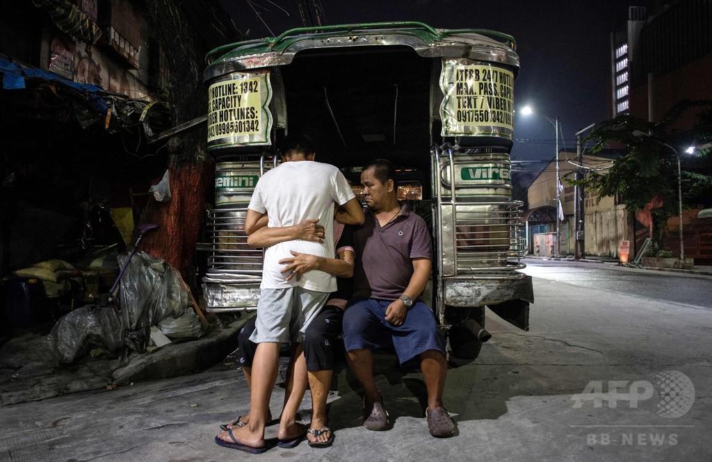 フィリピンの麻薬撲滅戦争、「最前線」で心痛める葬儀業者