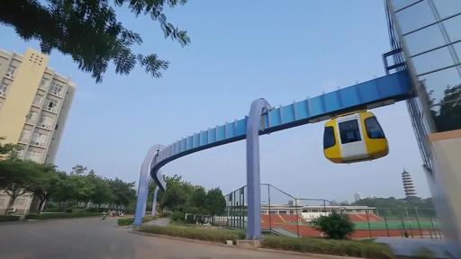 動画:永久磁石を利用、新型磁気浮上式軌道交通システム登場 中国・江西省