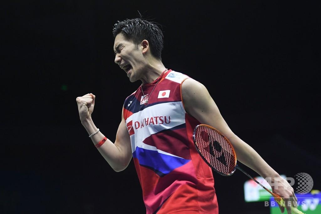 桃田が大選手超えの記録的シーズン、視線の先は「恩返し」の東京五輪