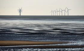 世界最大の風力発電所、英国で建設へ