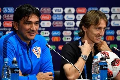 疲労蓄積のクロアチア、W杯決勝で選手の入れ替えを検討