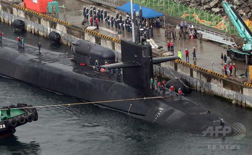 米の原子力潜水艦ミシガン、サンゴ礁に迫る消滅の危機、米ウーバー、「スター・ウォーズ」海の珍しい生き物
