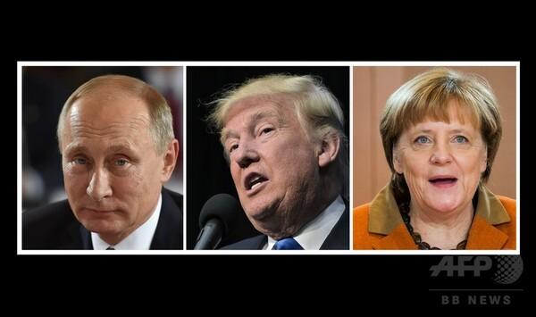 「世界一影響力のある人物」は今年もプーチン氏 2位にトランプ氏