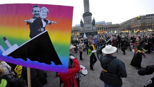 ドイツ地方選、反原発の緑の党が大勝 メルケル政権に痛手