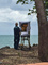 豪救急隊員、患者の「最後の願い」でビーチに寄り道