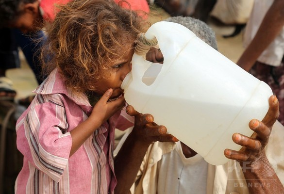 イエメンの子どもたちの約80%、即時の援助必要 国連