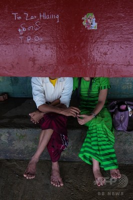 「ミャンマー初の高画質」うたったポルノ映画、警察が犯罪捜査開始