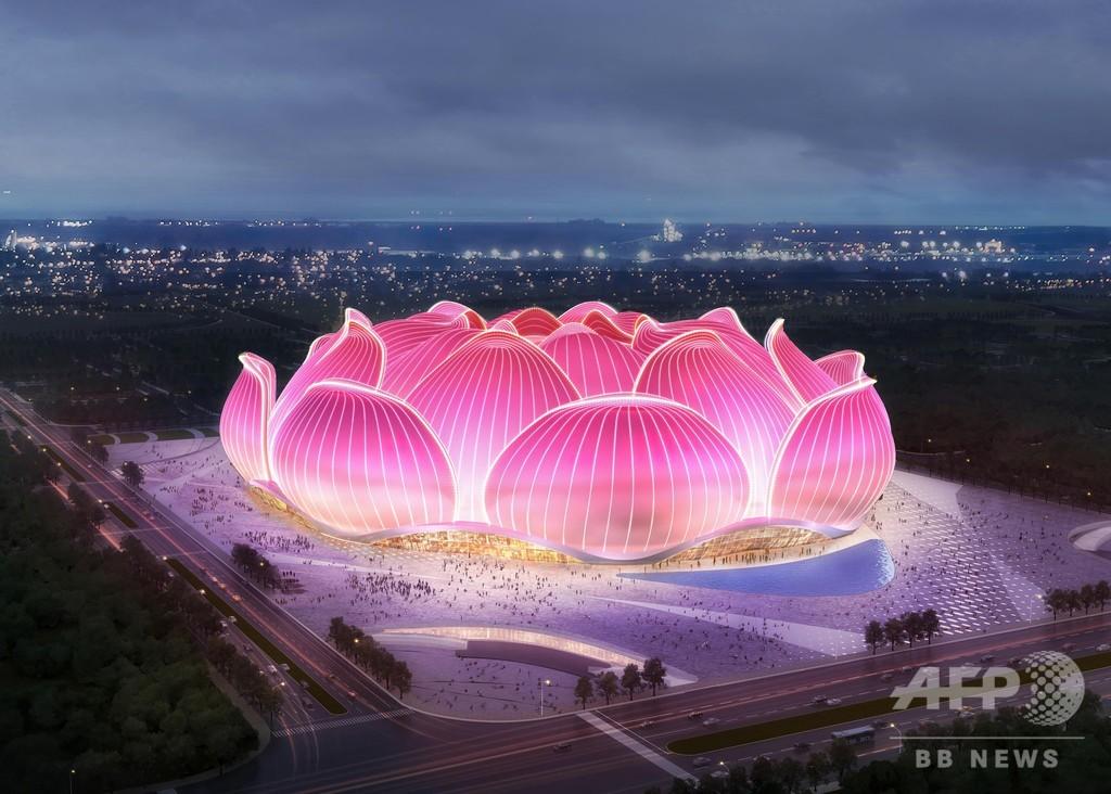 世界最大の10万人スタジアム建設、それでも「中国サッカー界に足りないもの」