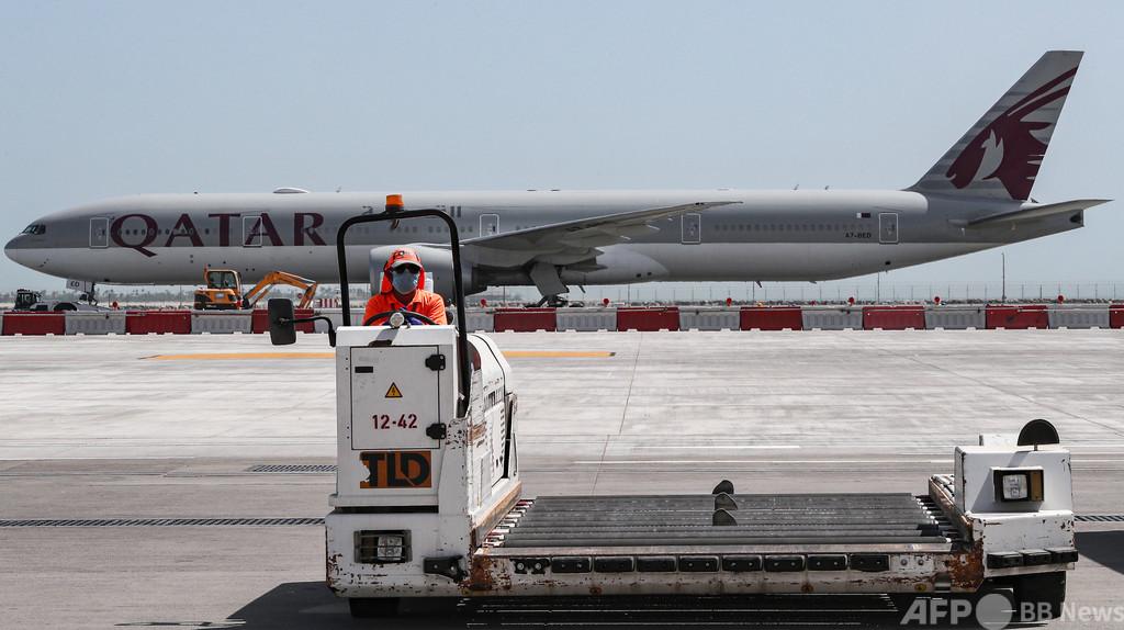 強制子宮頸部検査、計10便の女性客が対象 カタール政府は「遺憾」